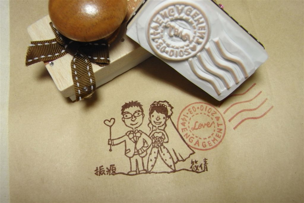 2010.3婚禮章+蘑菇頭