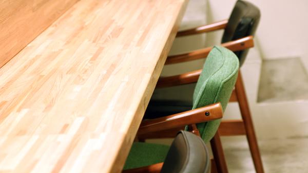 好棒的椅子和桌子!!
