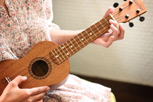 烏克麗麗小吉他真是有FU!