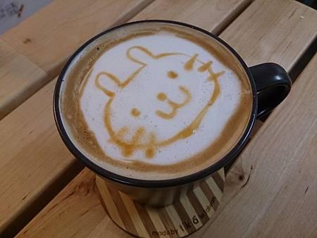 竹木手作*叉子*可愛的兔兔