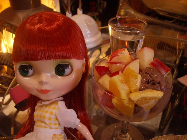 季節水果杯
