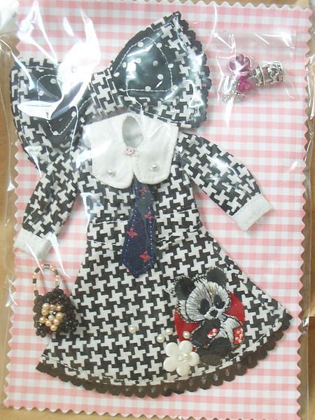 抽到的是誰的娃衣呢?