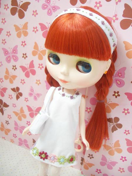 串珠刺繡洋裝