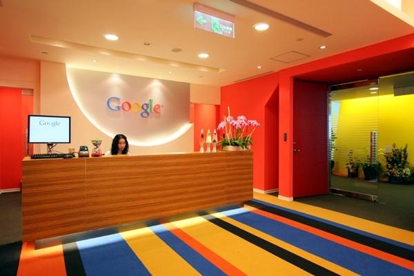 Google Taipei Office
