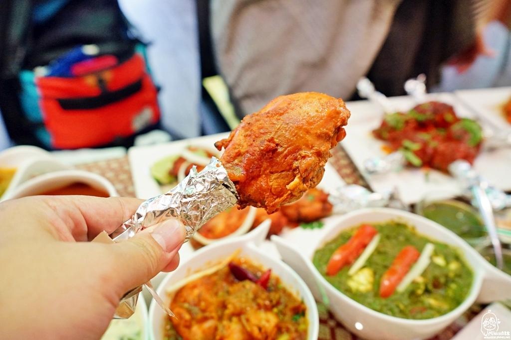 1489072049 729733131 - 『熱血採訪』 Sree India Palace斯里馬哈印度餐廳-印度咖哩好厲害,顏色繽紛多彩又好吃!公益路旁巷弄間隱藏版的印度料理,正港印度人開的店,異國風味顛覆你的味覺習慣。