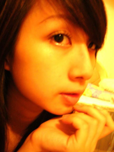 2009/01/17 E級棒美女二號