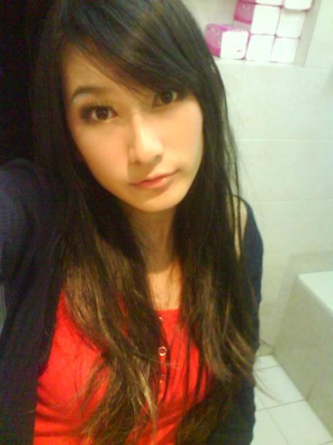 2009/02/07 像混血兒的美女四號
