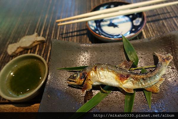 Isshin kyo 一心居烤魚