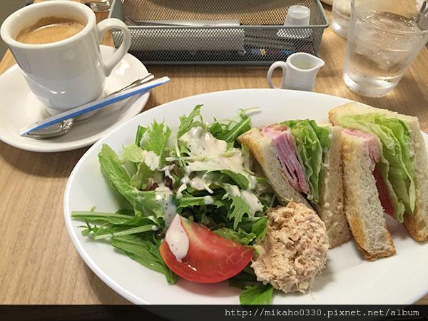Tea house lipton京都