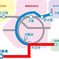 ICOCA&HARUKA 奈良