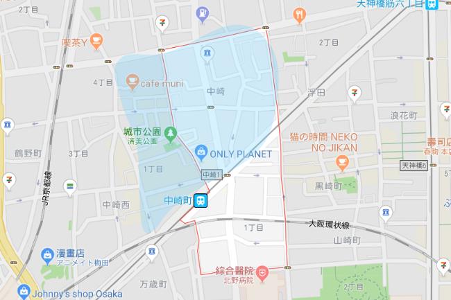 Wi-Ho! 特樂通 日本雙頻上網卡、日本藍鑽石plus WIFI分享器 - 去旅行 中崎町