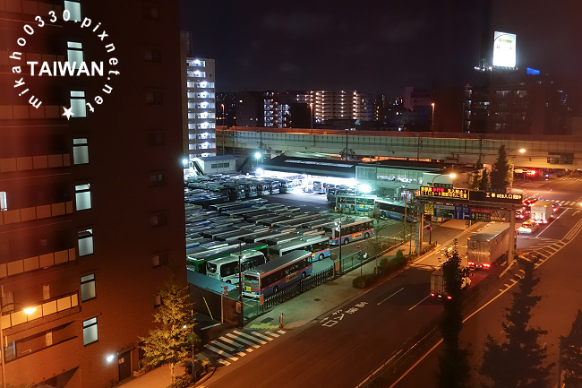 [東京-宿] 羽田機場紅眼早班機推薦 ~ 東京羽田日航都市酒店西館