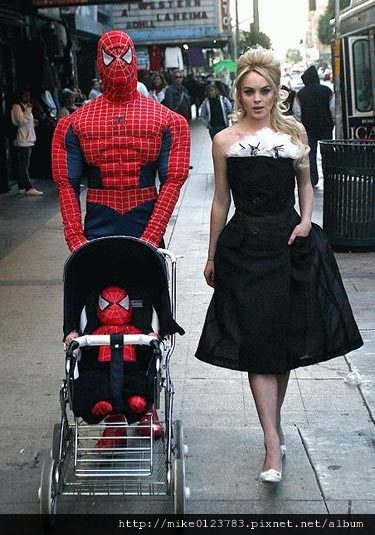 spiderman-family