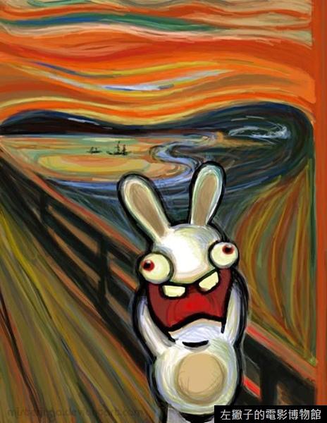 雷曼兔吶喊