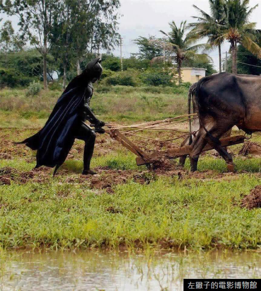 蝙蝠俠 犁田再起
