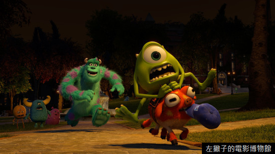 Monsters-University-Mike-Goes-For-A-Ride