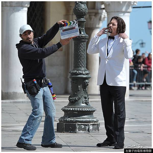wm_13.05.10 - Venice - 'The Tourist' movie set - Johnny Depp II