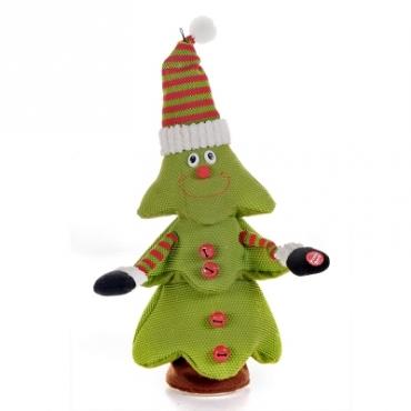 聖誕樹造型音樂玩偶 - 歌神.jpg