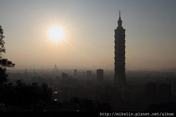 Taipei 101 view2