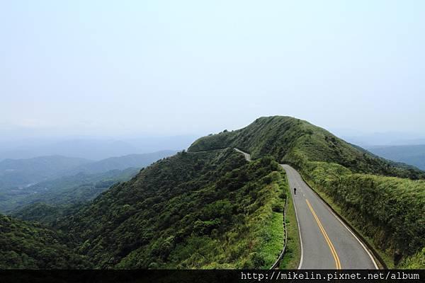 View of Taiwan