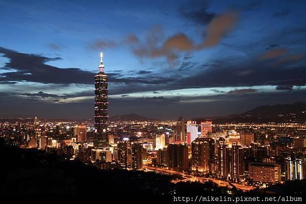 Taipei 101 view 3