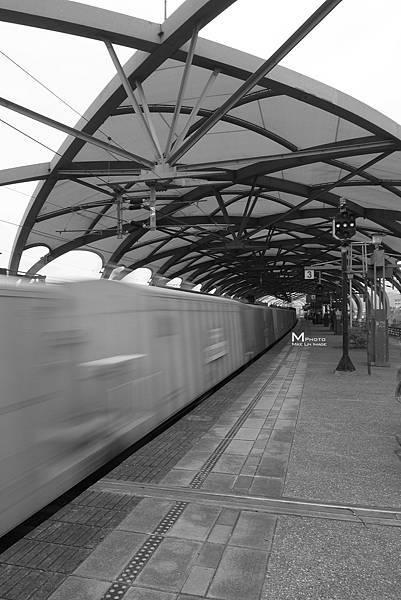 宜蘭。冬山車站