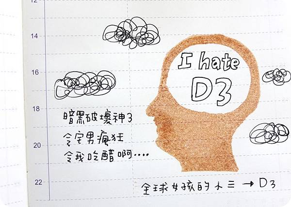 NO5-腦袋裝什麼
