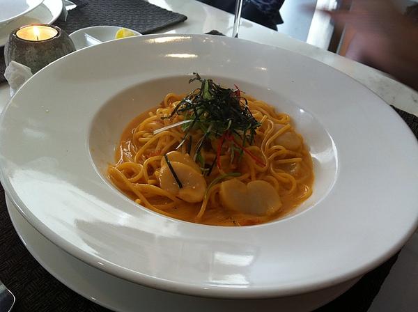 CI-海膽干貝義大利麵