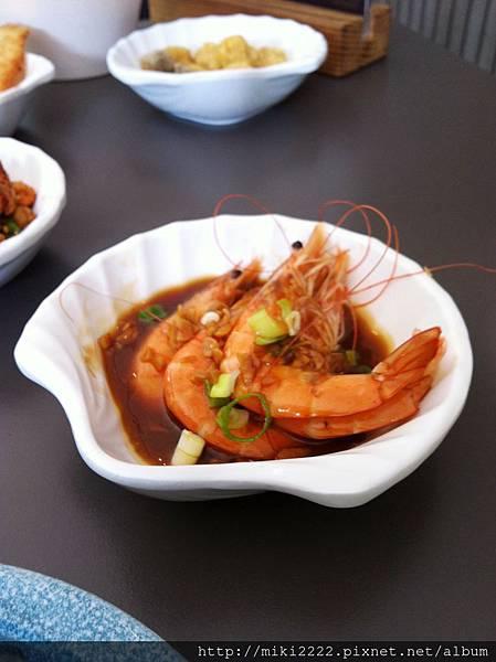 103-4蒜蓉蒸2鮮蝦