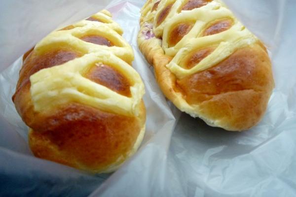 山藥麻吉麵包