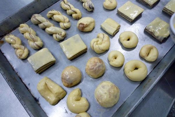 巧克力大理石麵包