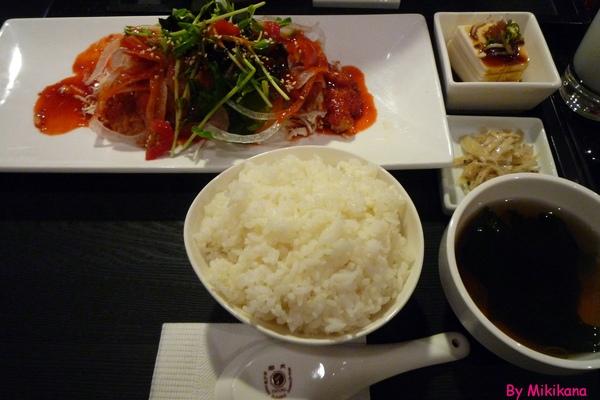 樂樂庵御飯屋-韓國風雞肉唐揚