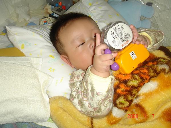 第一個喜歡玩的玩具
