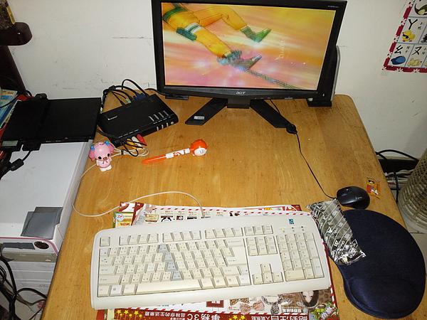轉屬的電腦週邊配備