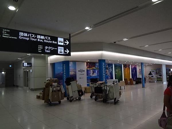 2012.7.13 千歲機場