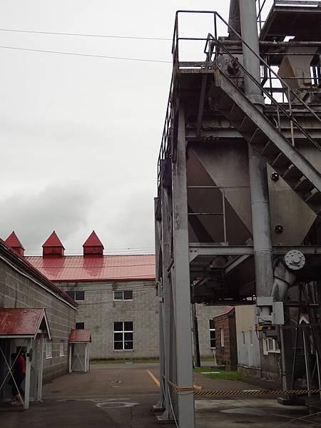 2012.7.14 余市蒸餾所