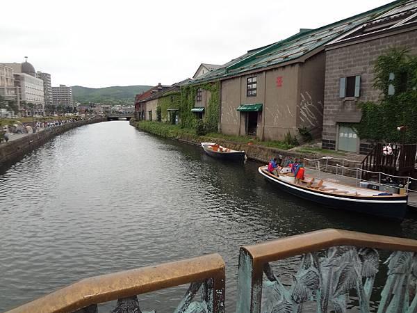 2012.7.14 小樽運河