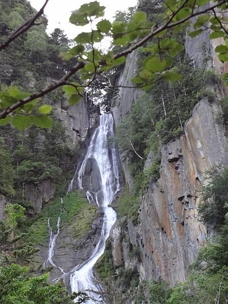2012.7.15 層雲峽瀑布