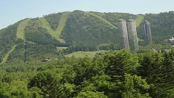 2012.7.17  TOMAMU渡假村