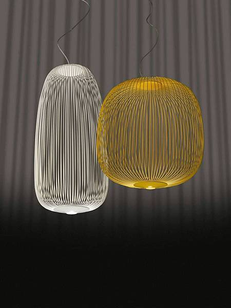 Spokes Lamp by Garcia Cumini for Foscarini