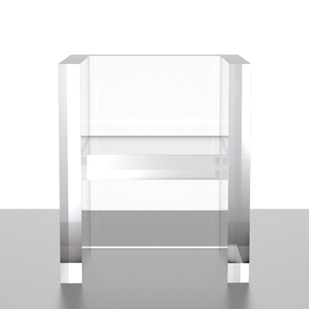 tokujin yoshioka: 'the invisibles' for kartell