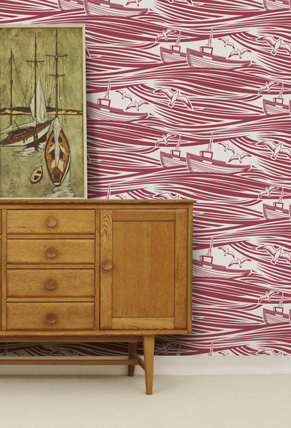 mini moderns whitby wallpaper