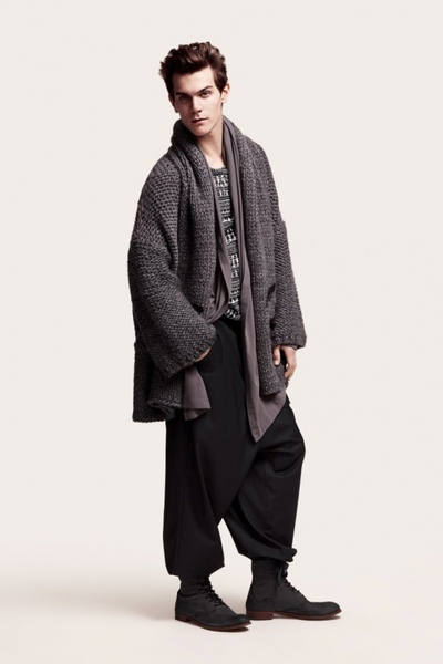 H&M Winter 2010-Men
