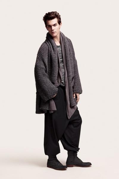 H&M Winter 2010-Men