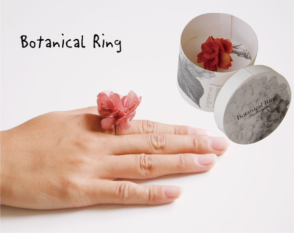 puebco Botanical Ring