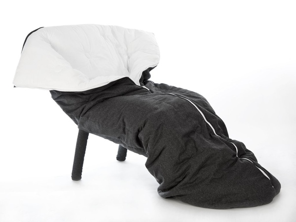 superette: cocoon armchair