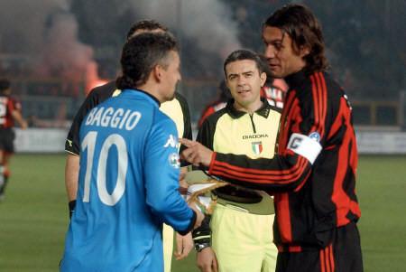 Paolo2-my teammate Baggio