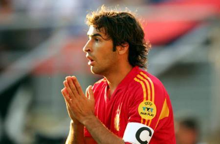 Raul-Euro2004 Capitano