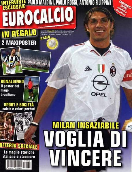 Maldini-200505eurocalcio-cover