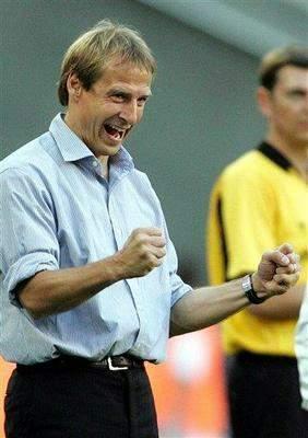 場邊的人最帥-Klinsmann